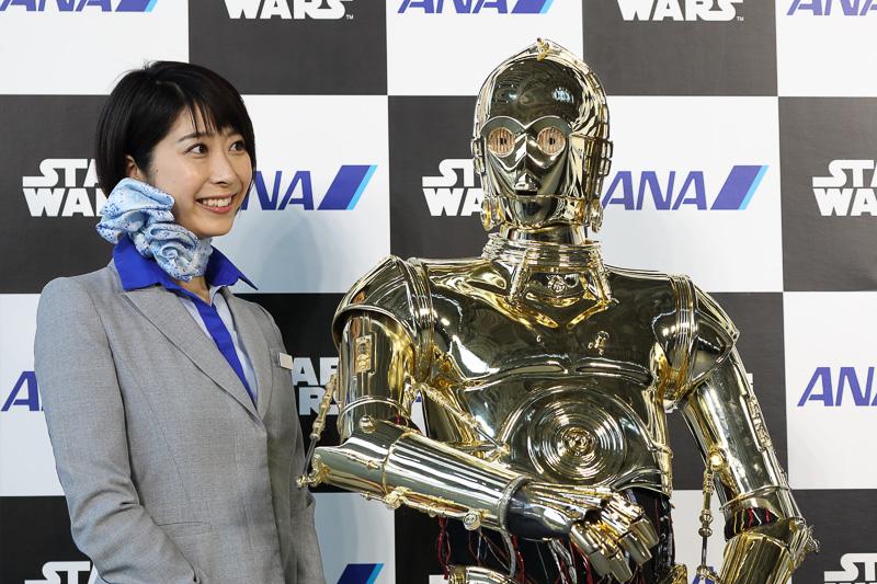 こちらはC-3POとCA