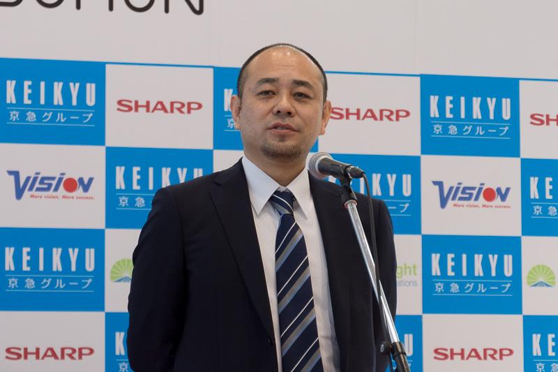 フューブライト・コミュニケーションズ株式会社 代表取締役 居山俊治氏