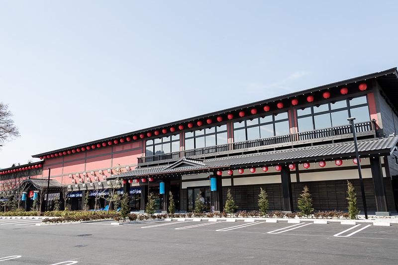 温泉やフードコートを備えた西武秩父駅前温泉「祭の湯」が4月24日にオープン予定
