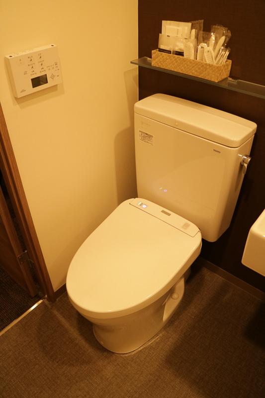 「グランデ」が付くと、トイレとバスがセパレートタイプとなる