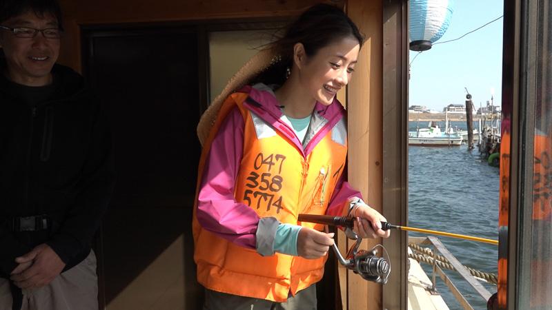 Challenge 109:ハゼ釣りに挑戦しよう!(東西線 妙典駅/伊藤遊船)