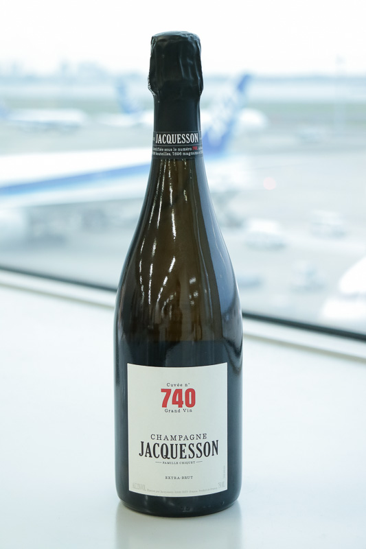 Champagne Jacquesson Cuvee N740