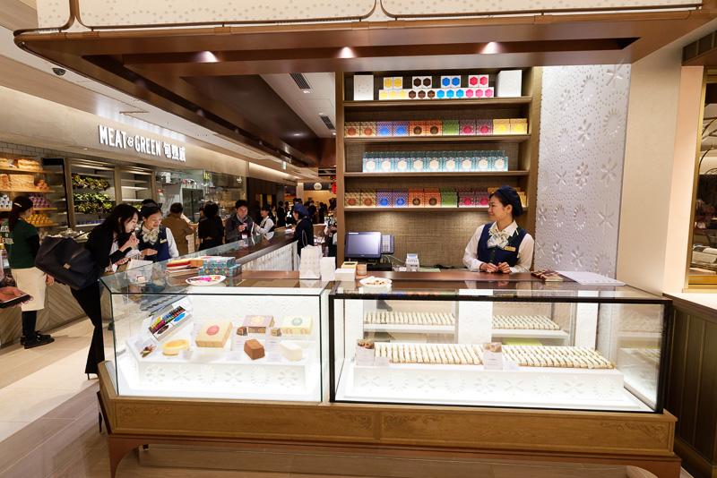 「白い恋人」で知られる北海道の石屋製菓が、道外初出店。「ISHIYA GINZA」として新たな一歩を踏み出す