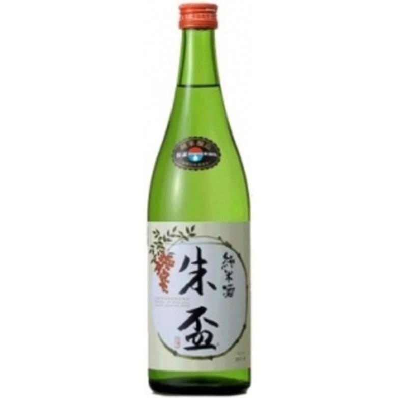 「純米酒 朱盃」
