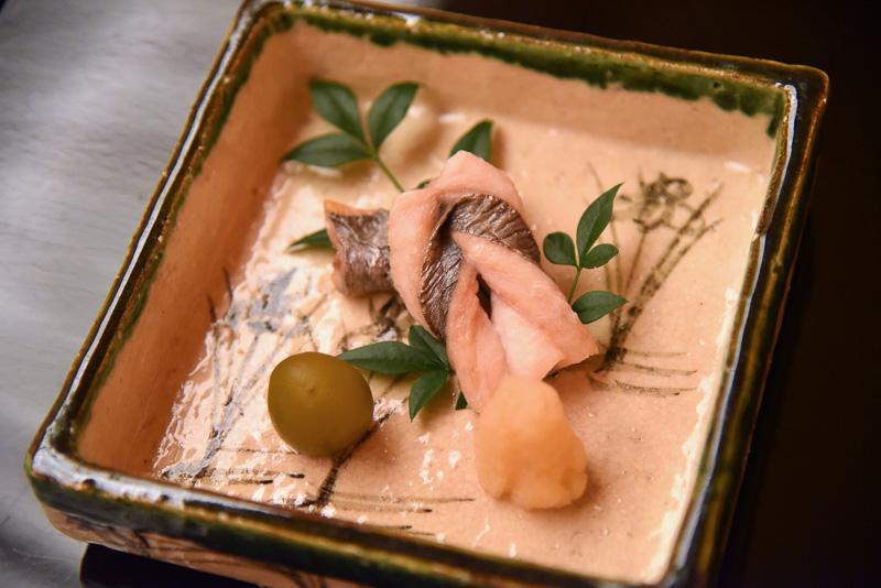 「太刀魚の塩焼き」は結び焼きで記念日にぴったり