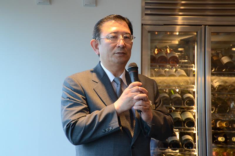 山の上ホテル 取締役総支配人の中村淳氏