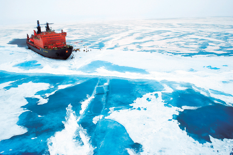 "ANAセールスは、""地球は、ますます、おもしろい。""をコンセプトに南極大陸や北極点を目指す「ANAワンダーアース 南極・北極点」のツアー商品を5月12日から販売"