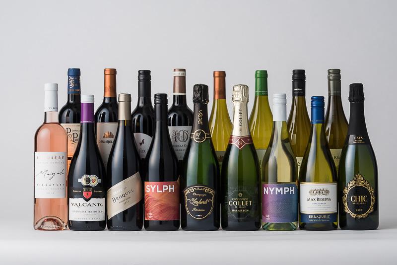 6月からANA国際線のビジネスクラスで提供されるワイン