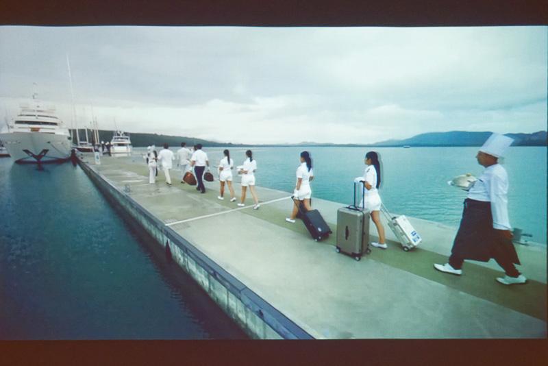 「ラグジュアリー&ローカルエクスペリエンス」をテーマにしたタイ旅行のイメージビデオ