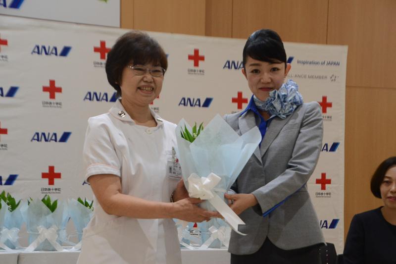 大森赤十字病院 看護部長の根本とよ子氏