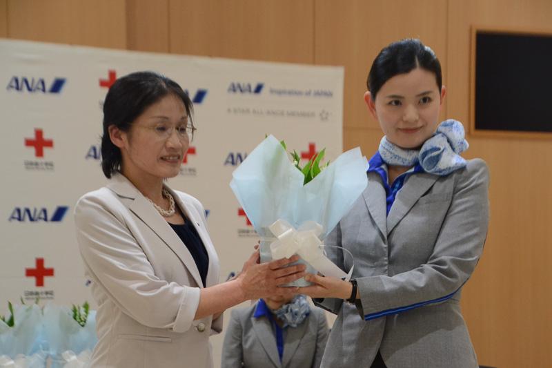 日本赤十字社医療センター 看護副部長の川上潤子氏