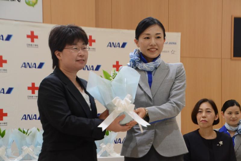 武蔵野赤十字病院 看護副部長の奥田悦子氏
