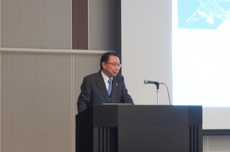 JAXA(宇宙航空研究開発機構) 航空技術部門 部門長 伊藤文和氏