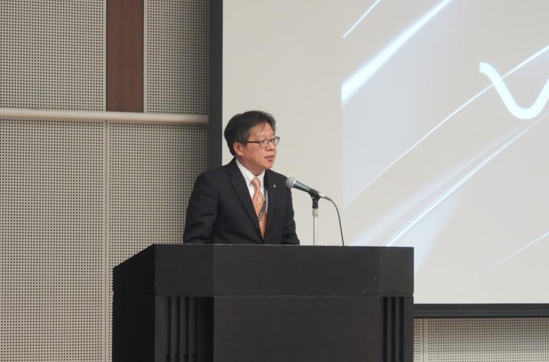 日本航空株式会社 整備本部副本部長 兼 株式会社JALエンジニアリング 常務取締役 北田裕一氏