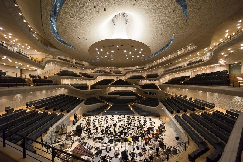 エルプフィルハーモニーグランドコンサートホール