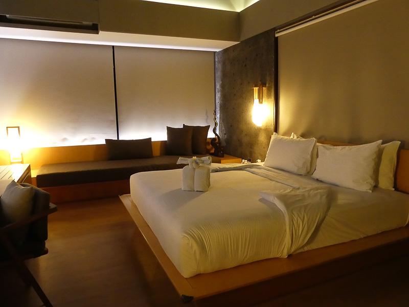 こちらはマスターベッドルーム