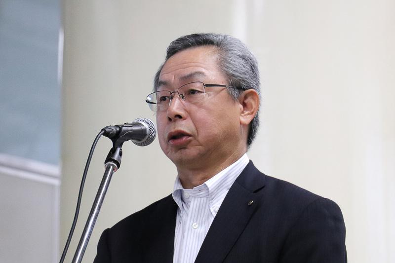 京浜急行電鉄株式会社 常務取締役鉄道本部長 道平隆氏