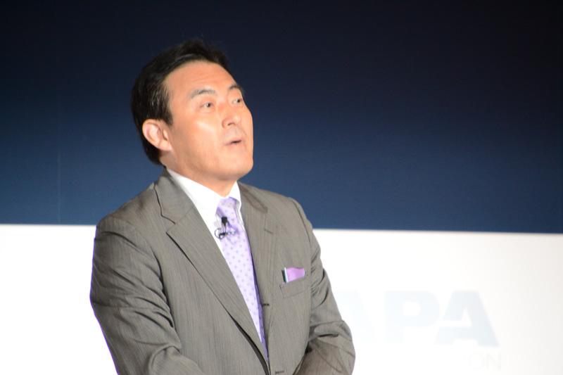 Peach Aviation株式会社 代表取締役副社長の森健明氏