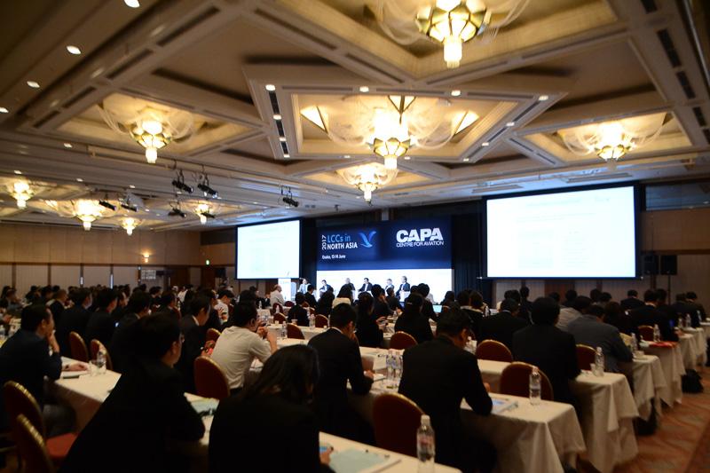 「CAPA LCCs in North Asia Summit 2017」が関西国際空港で6月13日~14日の2日間にわたって開催された