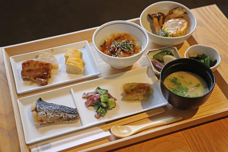 食べたかった京都のおばんざいを堪能できて、とても満足度の高い朝食ビュッフェだった