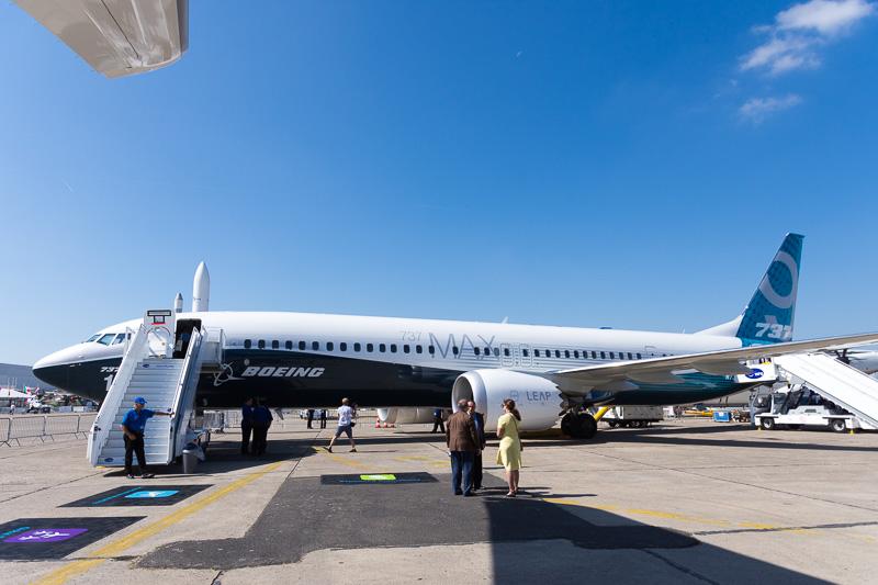 ボーイング 737 MAX 9型機