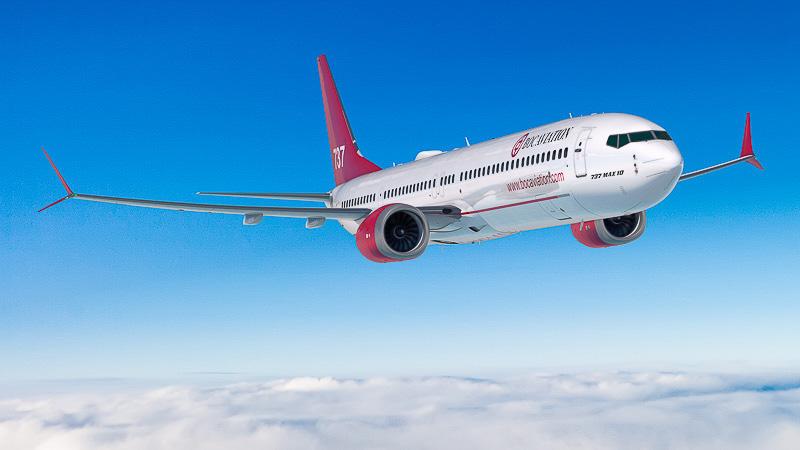 シンガポールのリース会社BOC Aviationが20機を注文