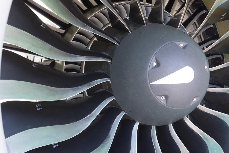 プラット&ホイットニーの「PW1217G」エンジン