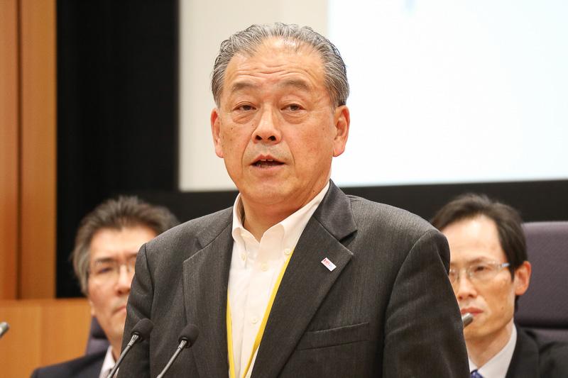 一般社団法人日本旅行業協会 海外旅行推進部長 權田昌一氏