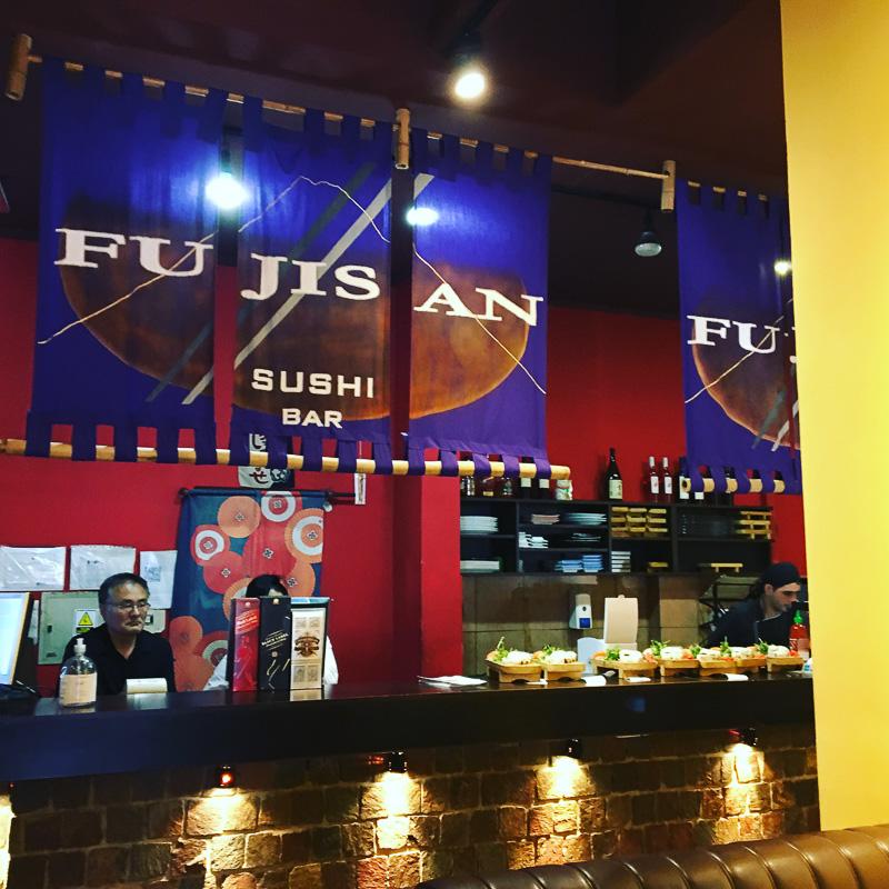 日本食レストランFUJISAN