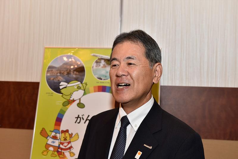 2011年から2017年までの6年間、株式会社ソラシドエア 代表取締役社長を務めた髙橋洋氏