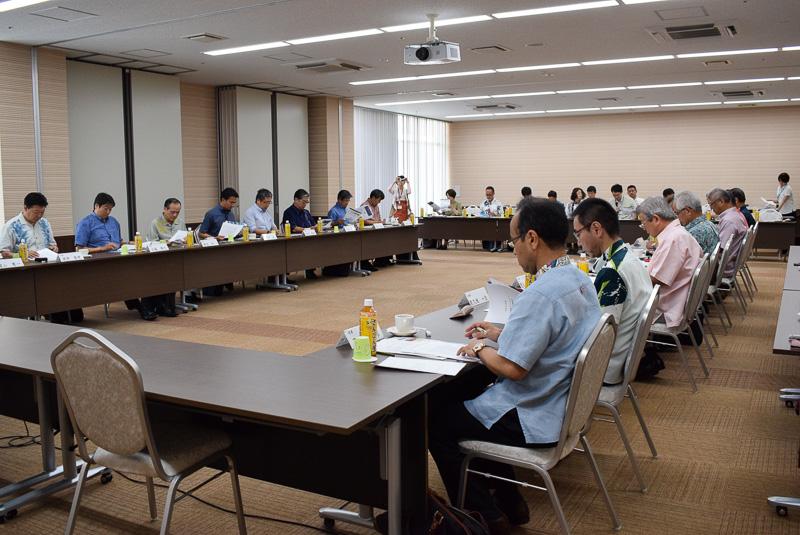 一般財団法人沖縄観光コンベンションビューローが臨時理事会を開催