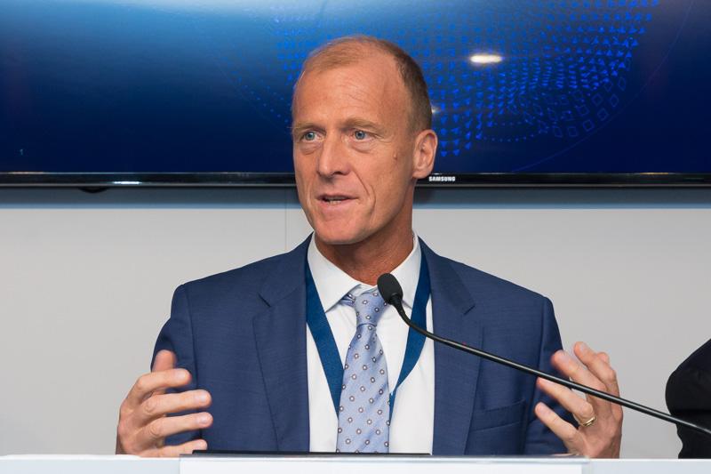 エアバスグループ(EADS) 社長兼CEO トム・エンダース(Thomas Enders)氏