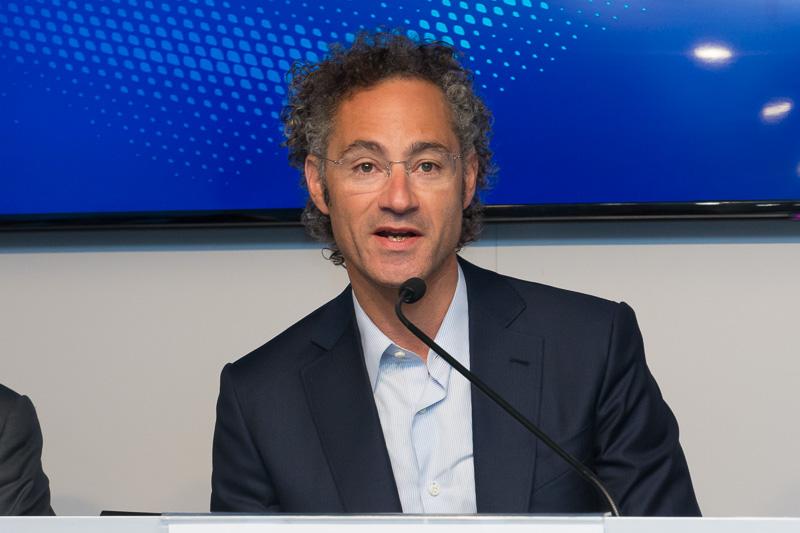Palantir Technologies CEO アレックス・カープ(Alex Karp)氏