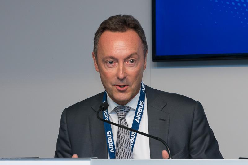 エアバス CEO ファブリス・ブレジエ(Fabrice Brégier)氏