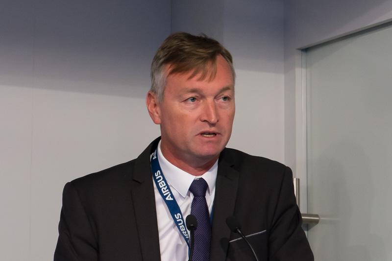 エアバス Digital Transformation Officer マルク・フォンテーヌ(Marc Fontaine)氏