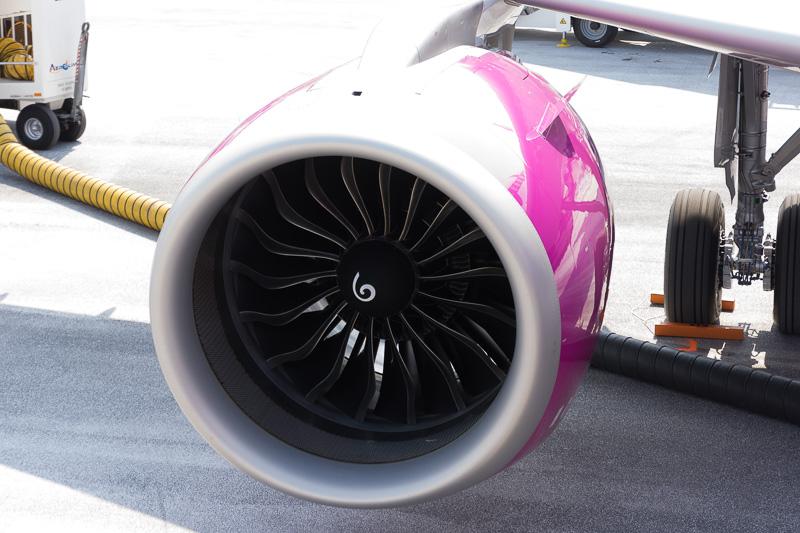 CFM InternationalのLEAP-1Aエンジン