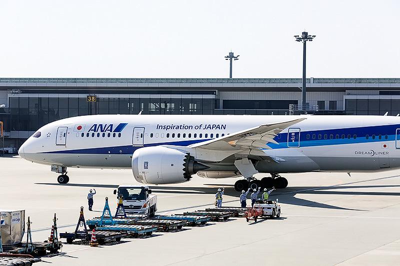 10月29日から成田国際空港~ロサンゼルス国際空港線を増便、東京エリアから1日3便が運航される