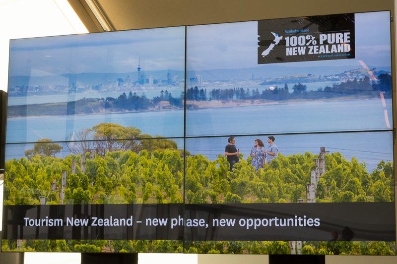TNZ(Tourism New Zealand、ニュージーランド政府観光局)の紹介とスローガン