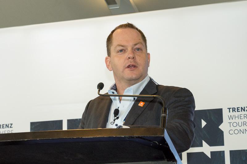 Head Of Tourism, Auckland Tourism, Events and Economic Development ジェイソン・ヒル(Jason Hill)氏