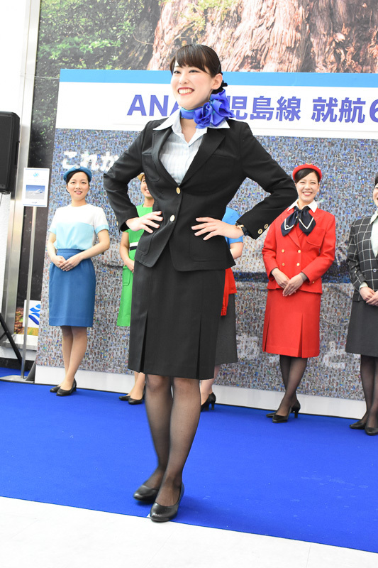 ANAグループ統一を機に15年ぶりのリニューアル。デザインは田山淳朗氏