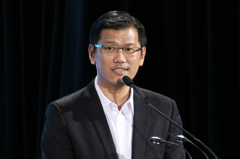 スタークルーズ社長 兼 ゲンティン香港営業取締役副社長および中国代表 アン・ムー・リム氏