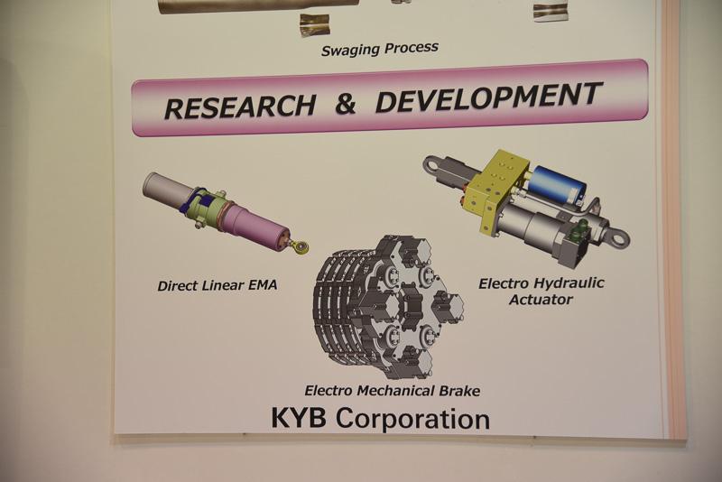開発・研究中の3製品