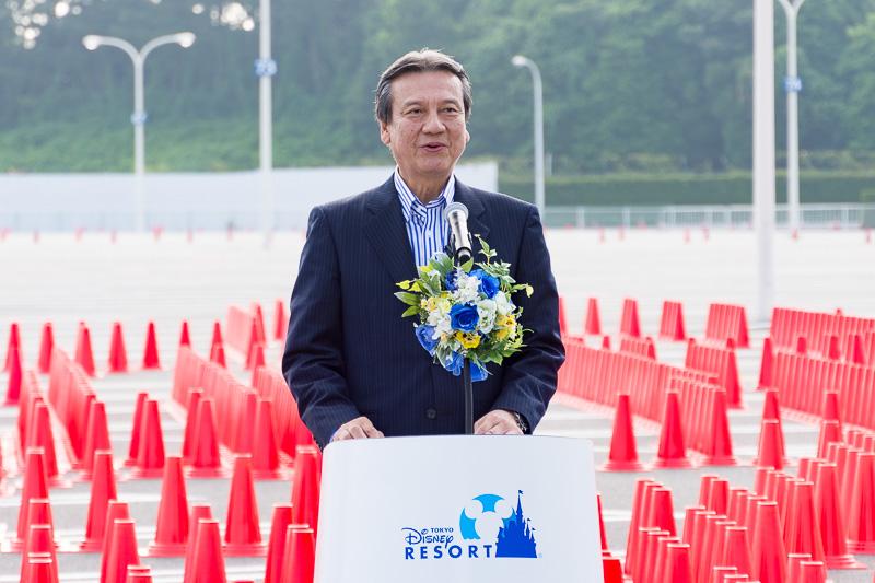 ダイハツ工業株式会社 代表取締役会長 三井正則氏