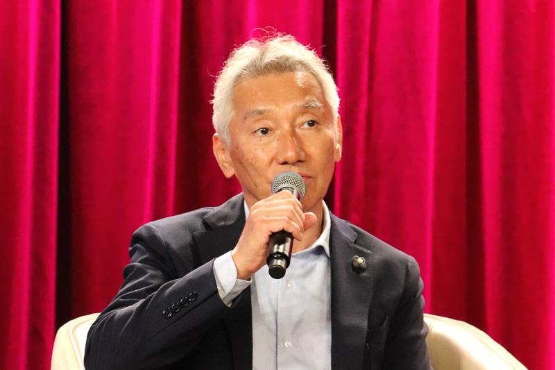 株式会社カーニバル・ジャパン 代表取締役社長 堀川悟氏