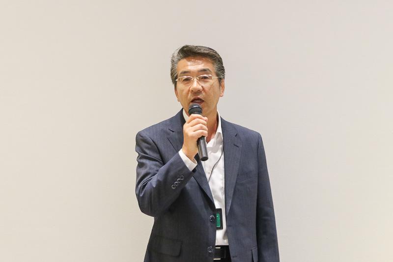 ロジェールジャパン株式会社 代表取締役社長 野田章文氏
