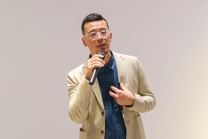 LOJEL TRAVEL Creative Director KENZO YONENO氏