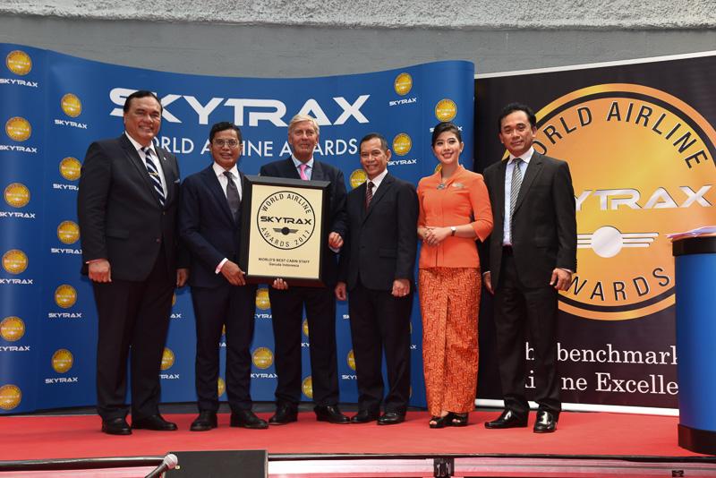 World's Best Cabin Crew:Garuda Indonesia