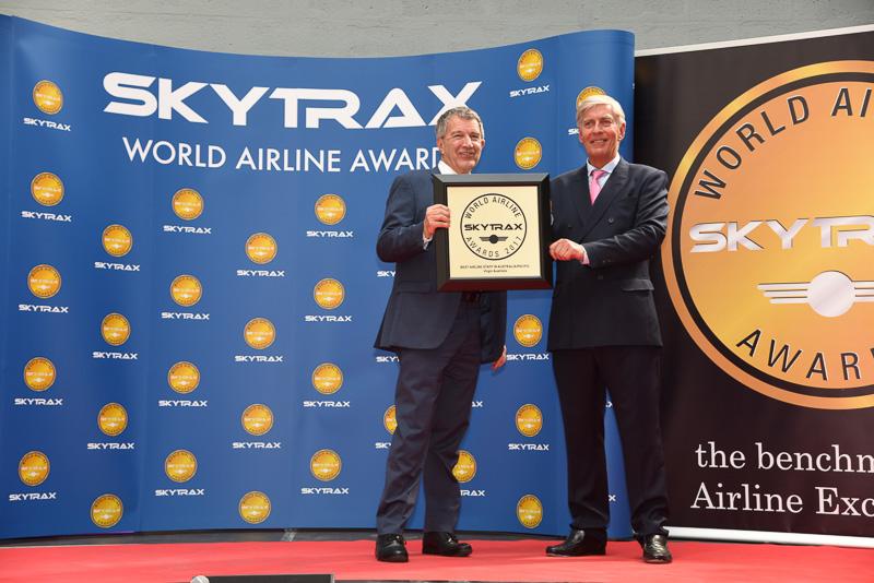 Best Airline Staff Service in Australia / Pacific:Virgin Australia