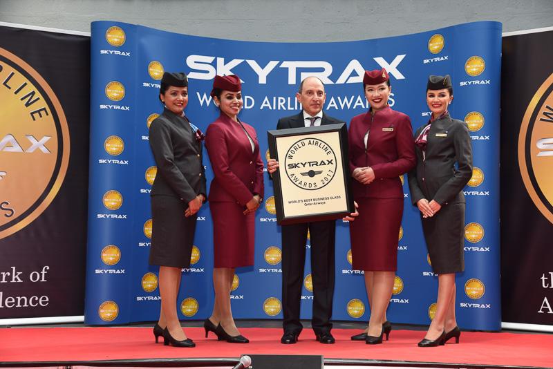 World's Best Business Class:Qatar Airways