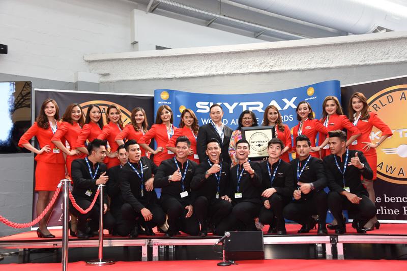 Best Low-Cost Airline Premium Class Seat:AirAsia X